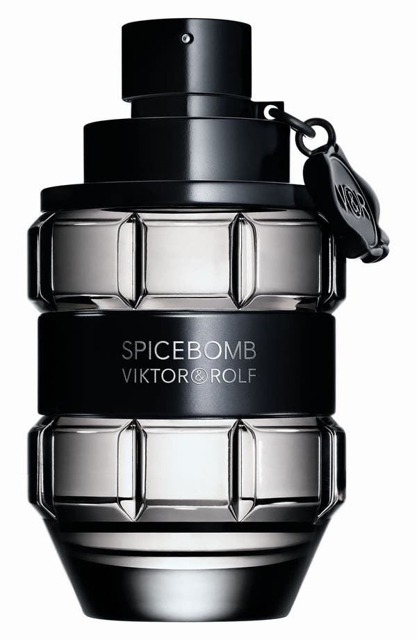 Alternate Image 1 Selected - Viktor&Rolf 'Spicebomb' Eau de Toilette (5 oz.) ($183 Value)
