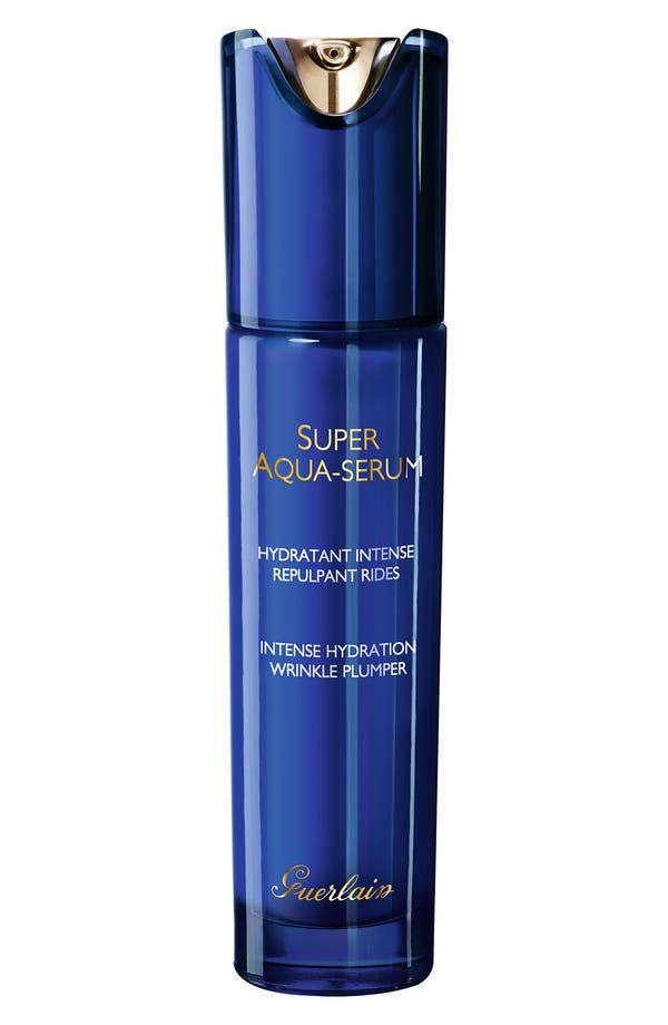 Alternate Image 1 Selected - Guerlain 'Super Aqua Serum' Hydrating Wrinkle Plumper
