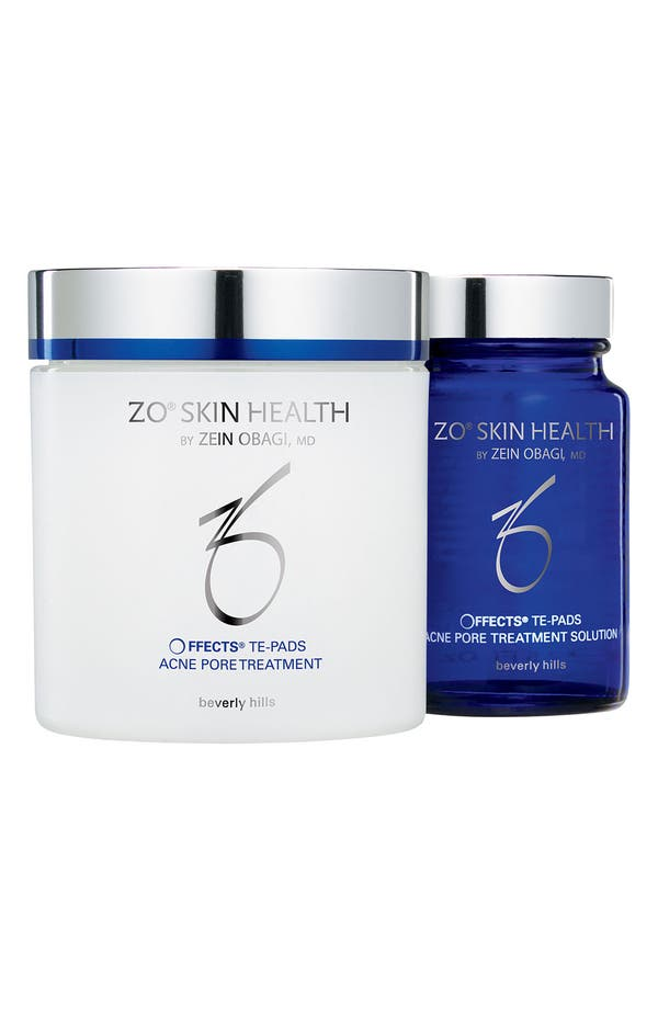 Main Image - ZO® Skin Health 'Offects®' TE-Pads Acne Pore Treatment