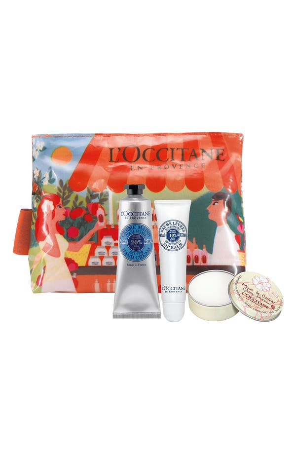 Main Image - L'Occitane 'Spring Beauty Essentials' Set (Nordstrom Exclusive) ($38 Value)