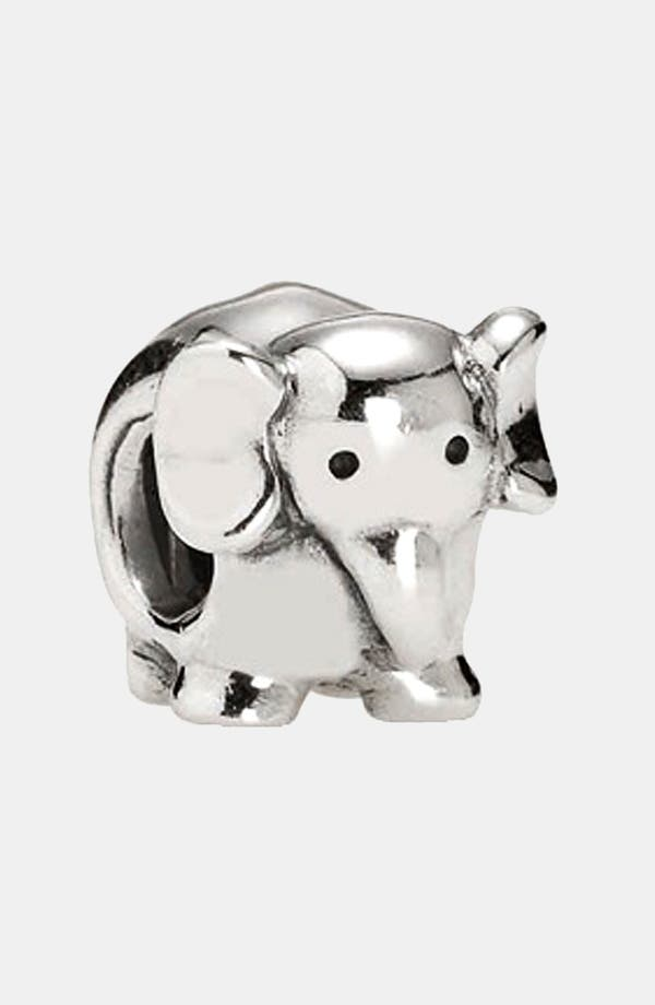 Alternate Image 1 Selected - PANDORA Elephant Charm