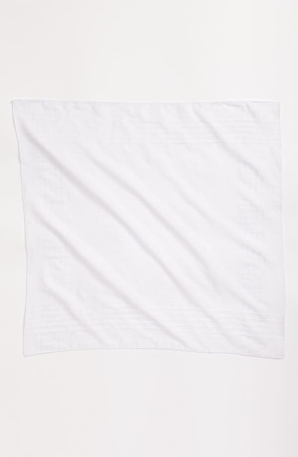 Alternate Image 2  - Nordstrom Men's Shop Cotton Handkerchief (13-Pack)