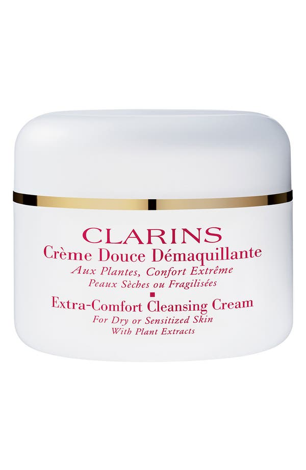 Alternate Image 1 Selected - Clarins 'Extra-Comfort' Cleansing Cream