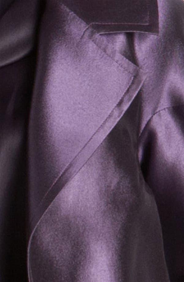 Alternate Image 4  - St. John Collection Wool & Silk Taffeta Boxy Jacket