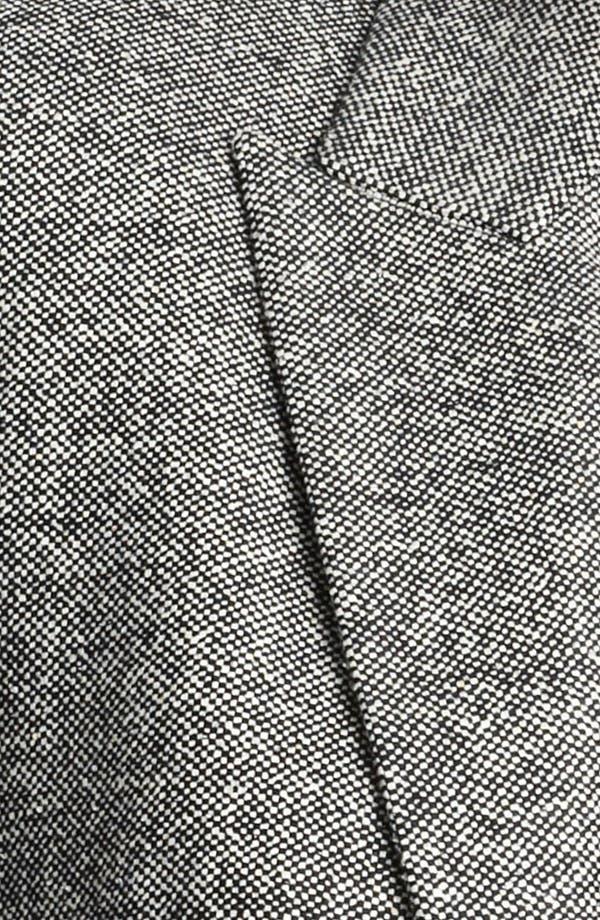 Alternate Image 3  - Michael Kors Donegal Tweed Blazer