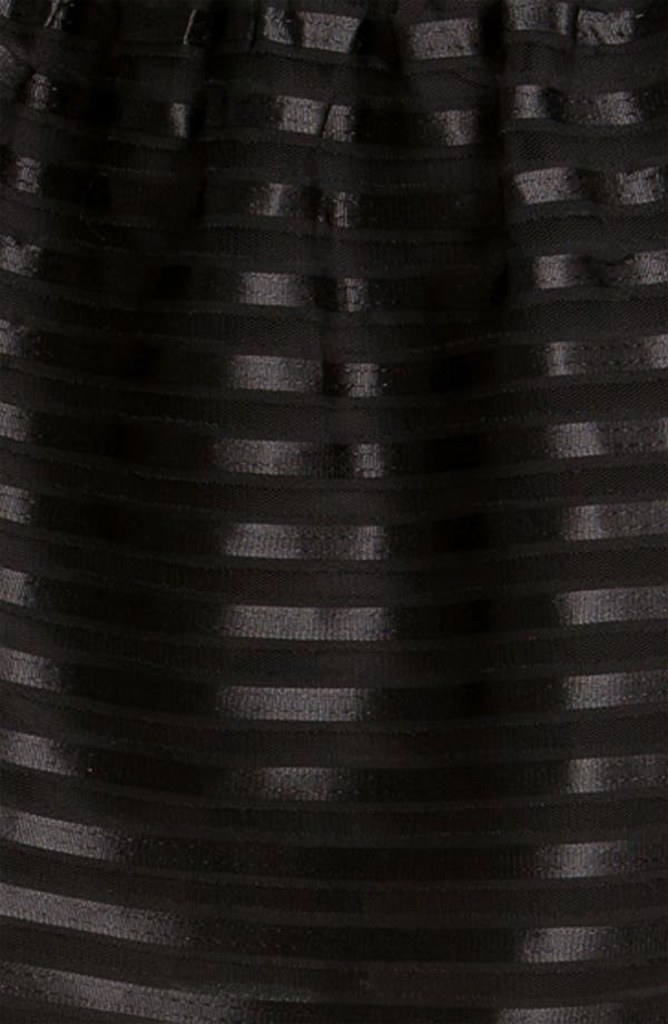 Alternate Image 3  - Necessary Objects Satin Ribbon Skirt (Juniors)