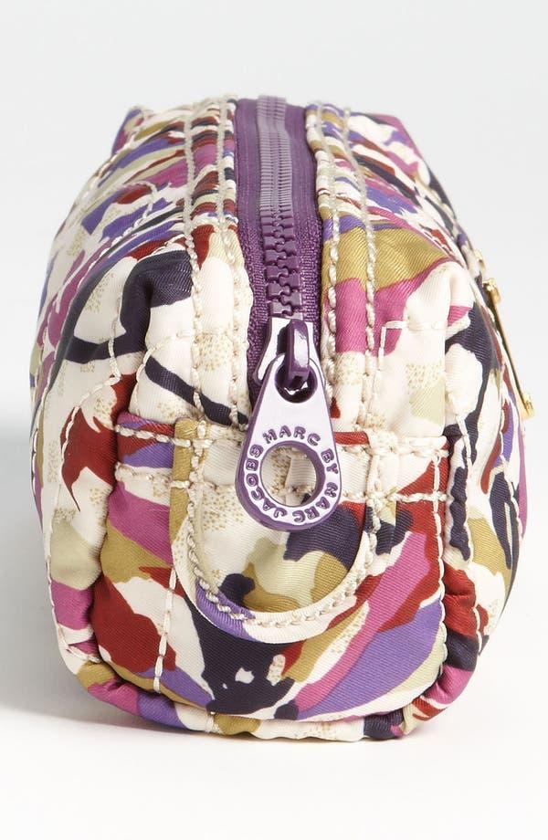 Alternate Image 2  - MARC BY MARC JACOBS 'Pretty Nylon - Sherwood' Narrow Cosmetics Case