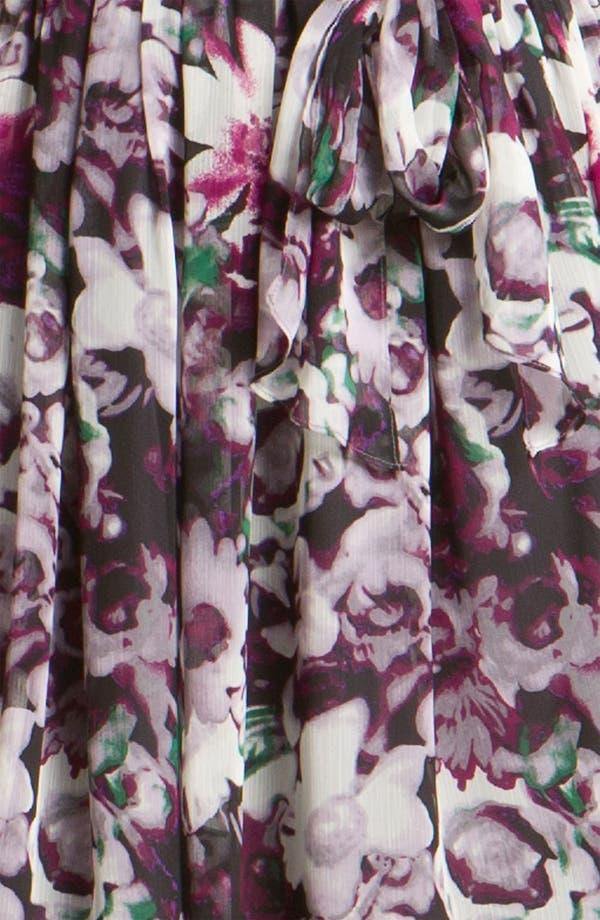 Alternate Image 3  - Mcginn 'Iris' Floral Print Dress