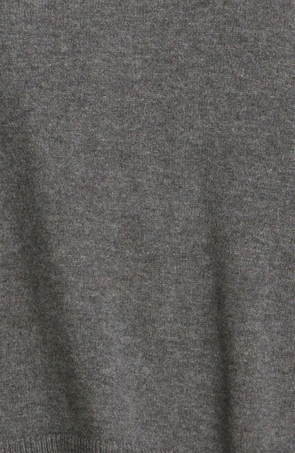 Alternate Image 3  - autumn cashmere Zip Detail Sweater