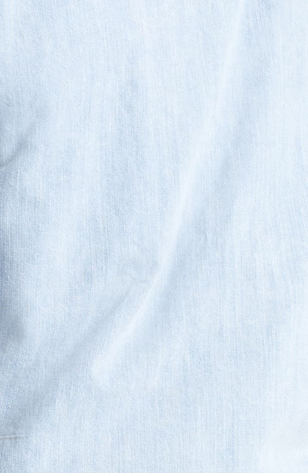 Alternate Image 3  - Topman 'Spade' Hooded Denim Vest