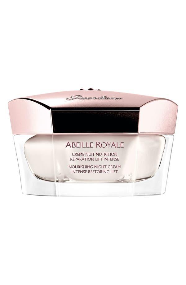 Main Image - Guerlain 'Abeille Royale - Intense Restoring Lift' Nourishing Night Cream