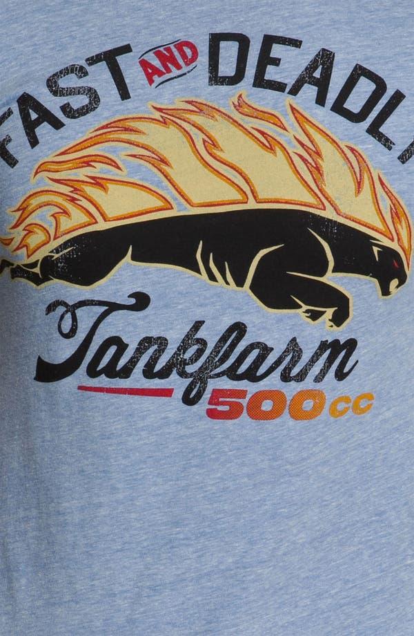 Alternate Image 3  - Tankfarm 'Fast 500' T-Shirt