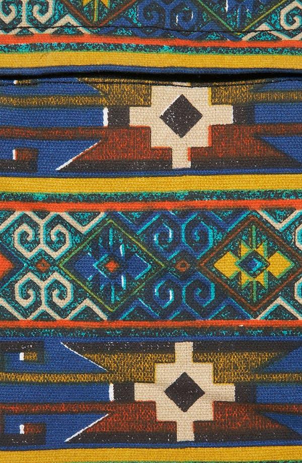 Alternate Image 3  - Topman Pattern Print Backpack