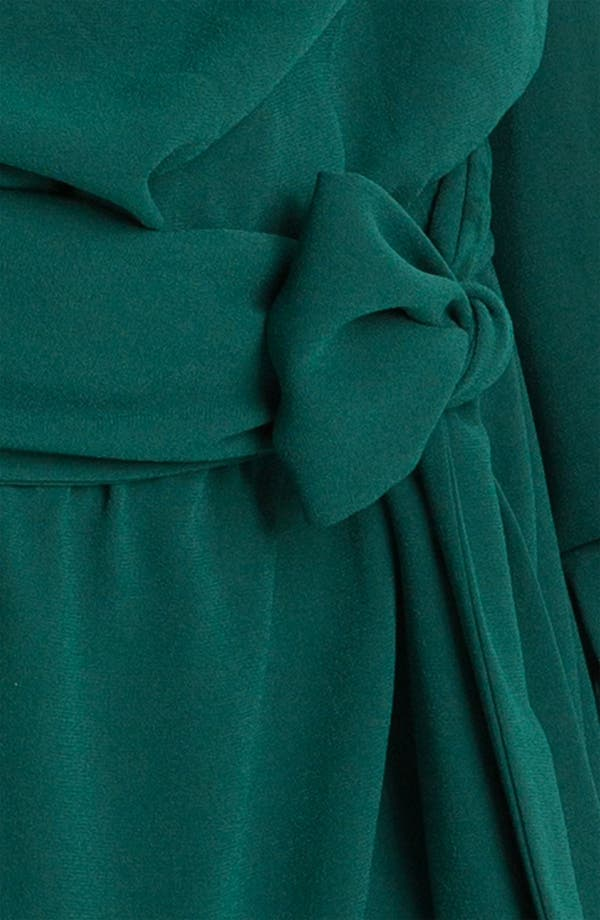 Alternate Image 3  - Haute Hippie Split Shoulder Dress