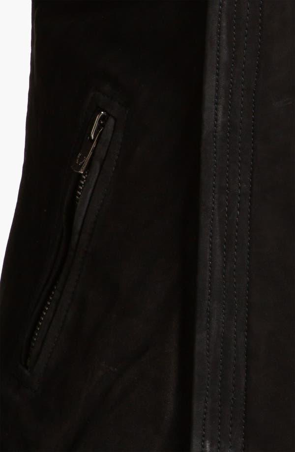 Alternate Image 3  - Bod & Christensen Nubuck Jacket