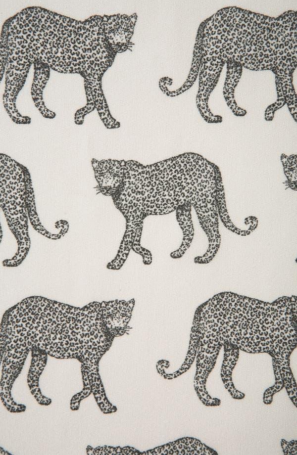 Alternate Image 3  - Topshop 'Cheetah' Shirt
