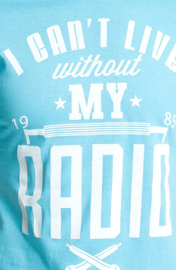 Alternate Image 3  - SLU 'Can't Live Without My Radio' T-Shirt