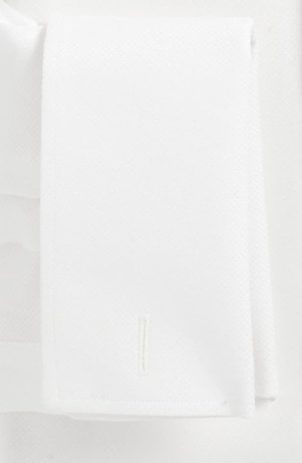 Alternate Image 2  - John W. Nordstrom® Traditional Fit Tuxedo Shirt