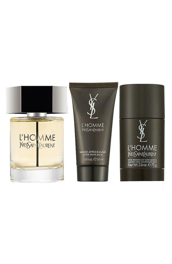 Alternate Image 1 Selected - Yves Saint Laurent 'L'Homme' Deluxe Set ($119 Value)