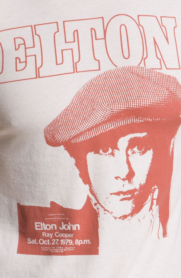 Alternate Image 3  - Chaser 'News Boy Elton John' T-Shirt