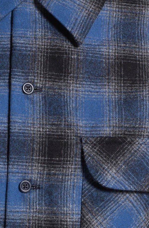 Alternate Image 3  - Pendleton 'Board' Plaid Flannel Shirt