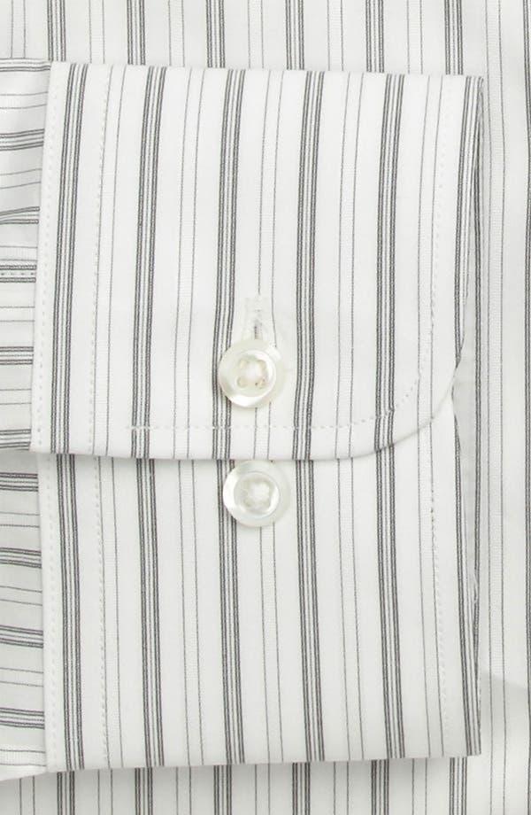 Alternate Image 2  - Ike Behar Regular Fit Dress Shirt