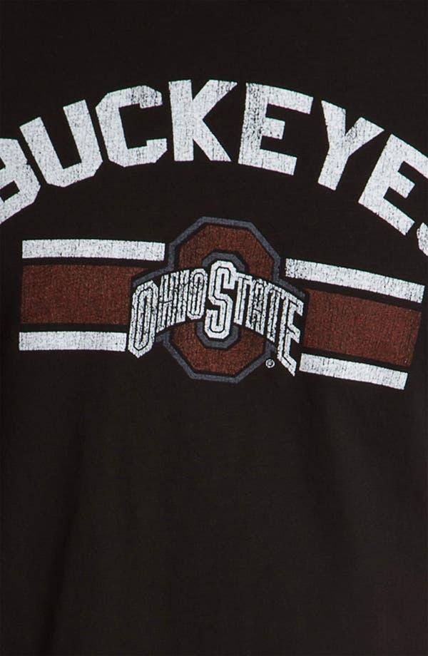 Alternate Image 3  - The Original Retro Brand 'Ohio State Buckeyes' T-Shirt