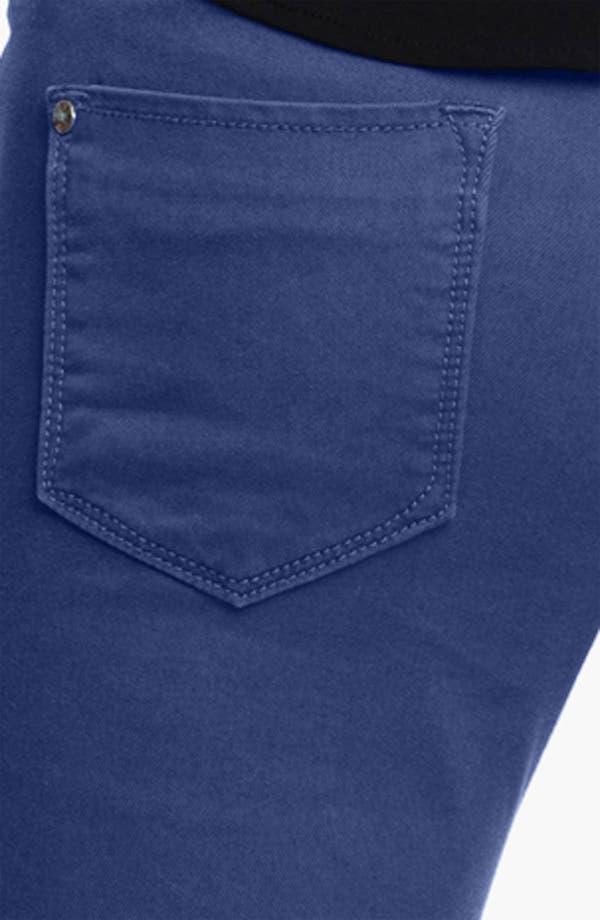 Alternate Image 3  - Vigoss Color Skinny Jeans (Juniors) (Online Exclusive)