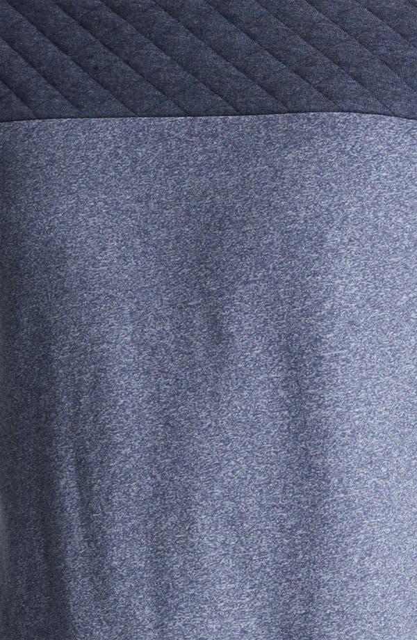 Alternate Image 3  - Topman 'Cut & Sew' Quilted Yoke T-Shirt