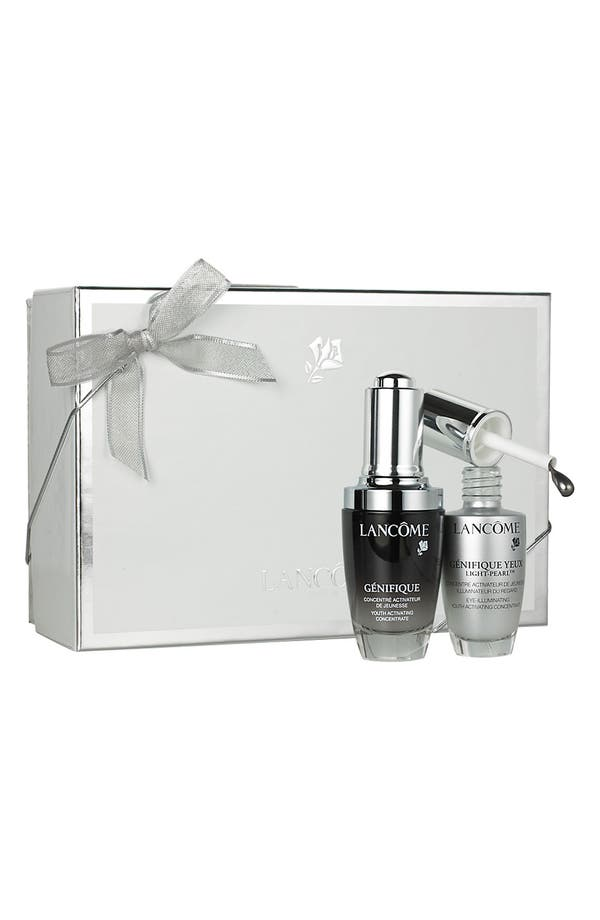Alternate Image 1 Selected - Lancôme 'Génifique Yeux Light-Pearl™' Duo ($148 Value)