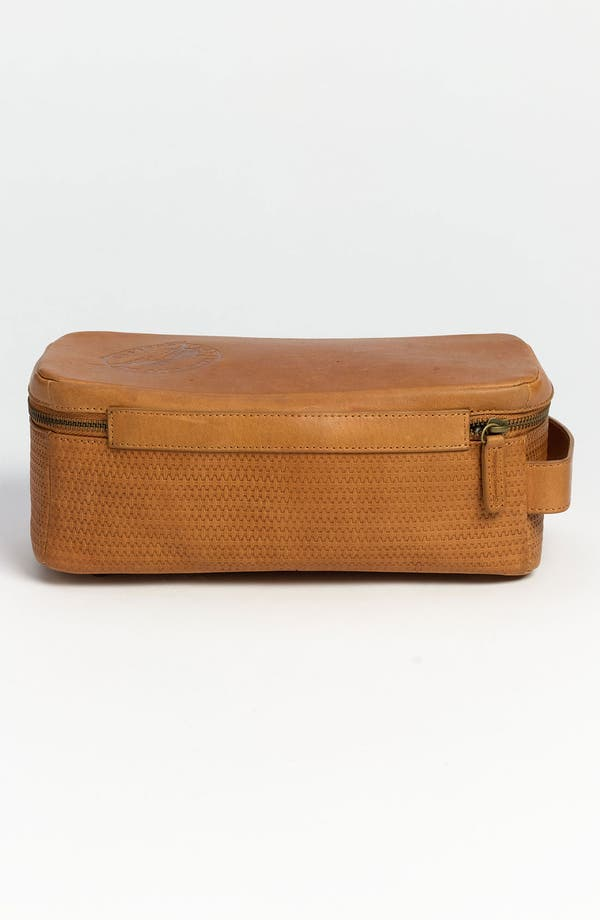 Alternate Image 2  - Tommy Bahama Embossed Travel Kit