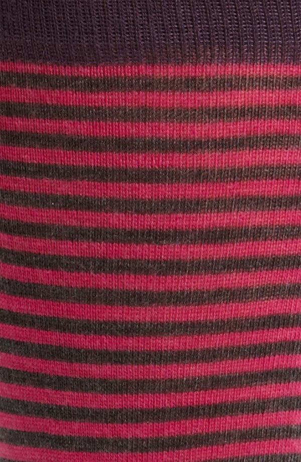 Alternate Image 2  - Marcoliani 'Palio' Stripe Sock