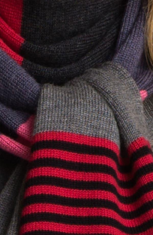Alternate Image 2  - Eileen Fisher Merino Wool Scarf