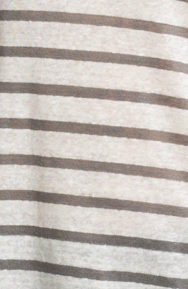 Alternate Image 3  - Joie 'Alpine' Stripe Linen Top