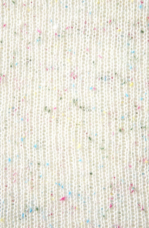 Alternate Image 3  - Topshop Confetti Speckle Sweater (Petite)
