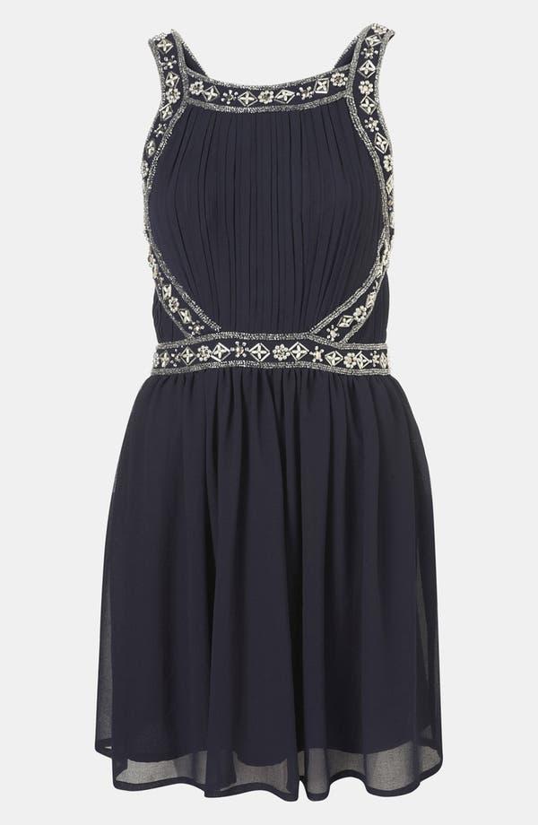 Alternate Image 1 Selected - Topshop Embellished Goddess Dress