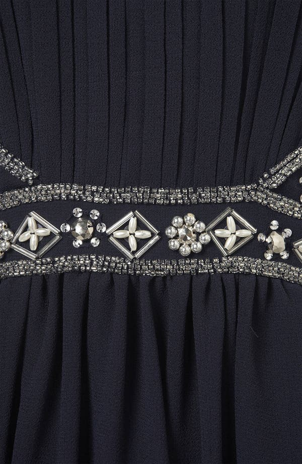 Alternate Image 3  - Topshop Embellished Goddess Dress