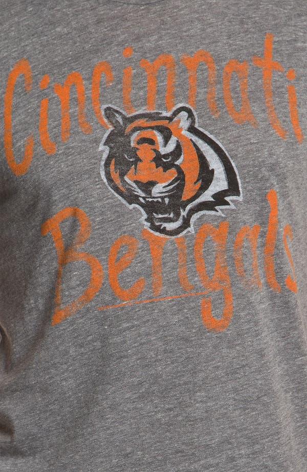 Alternate Image 3  - Junk Food 'Cincinnati Bengals' T-Shirt