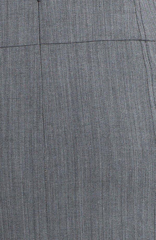 Alternate Image 3  - Halogen® Cross Dye Pencil Skirt