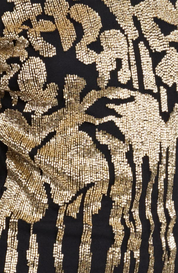 Alternate Image 3  - Naeem Khan Embroidered Cashmere Top