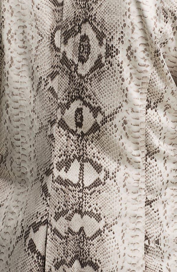 Alternate Image 3  - Mynt 1792 'Soho' Python Print Blazer (Plus)