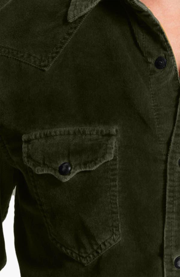 Alternate Image 3  - DIESEL® 'Svarog' Corduroy Shirt