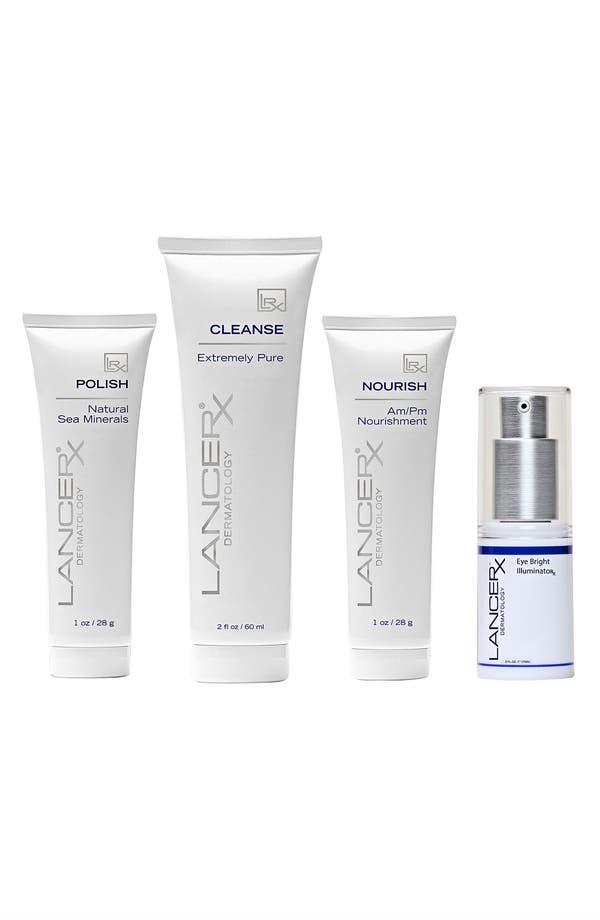 Alternate Image 1 Selected - LANCER Skincare Starter Set