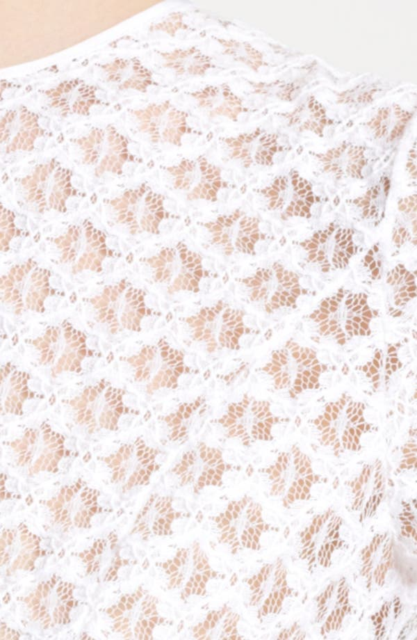 Alternate Image 3  - Nina Ricci Lace Tee