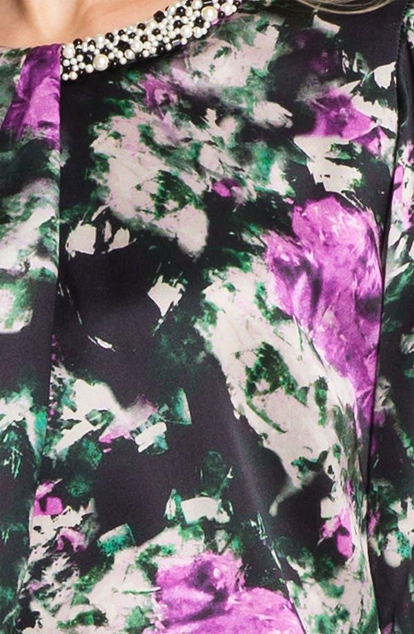 Alternate Image 3  - BOSS Black 'Isolia' Beaded Silk Blouse