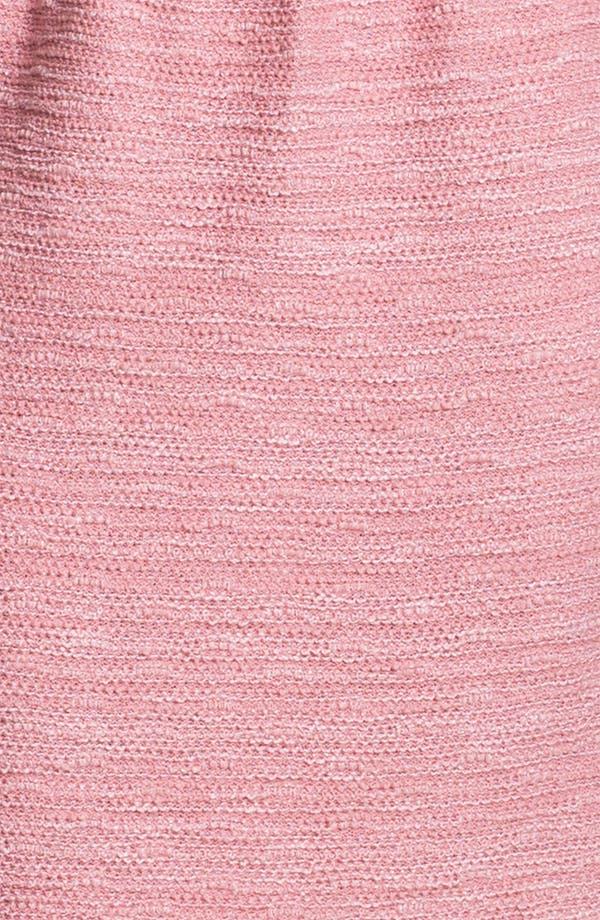Alternate Image 5  - St. John Collection 'New Shantung' Knit Dress