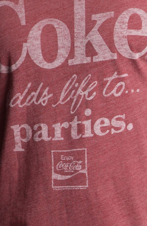 Alternate Image 3  - Junk Food 'Coke®' T-Shirt