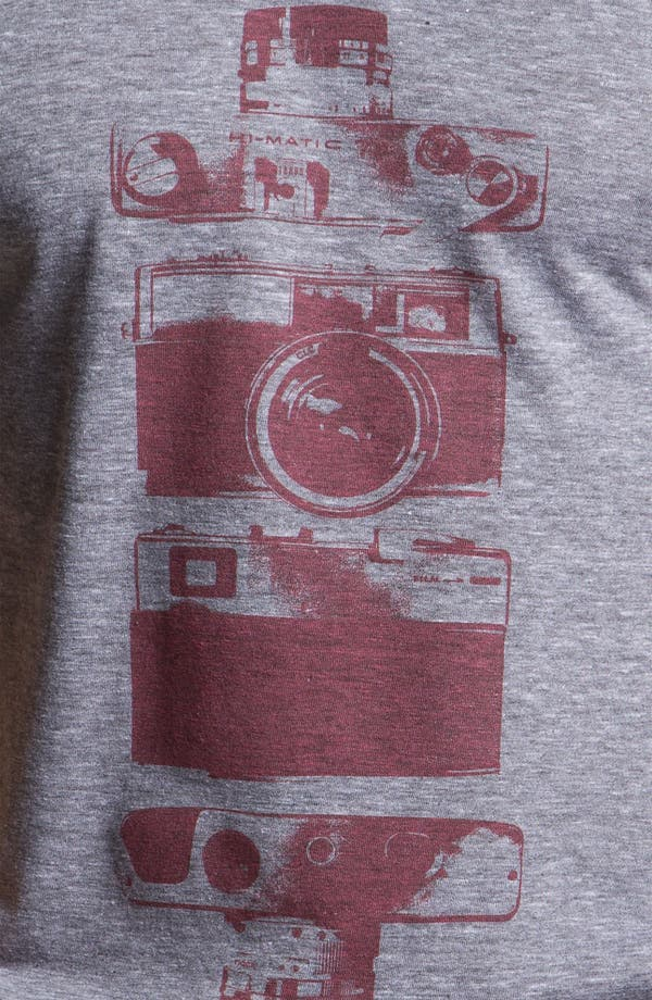 Alternate Image 3  - The Poster List '7S Camera' Graphic T-Shirt