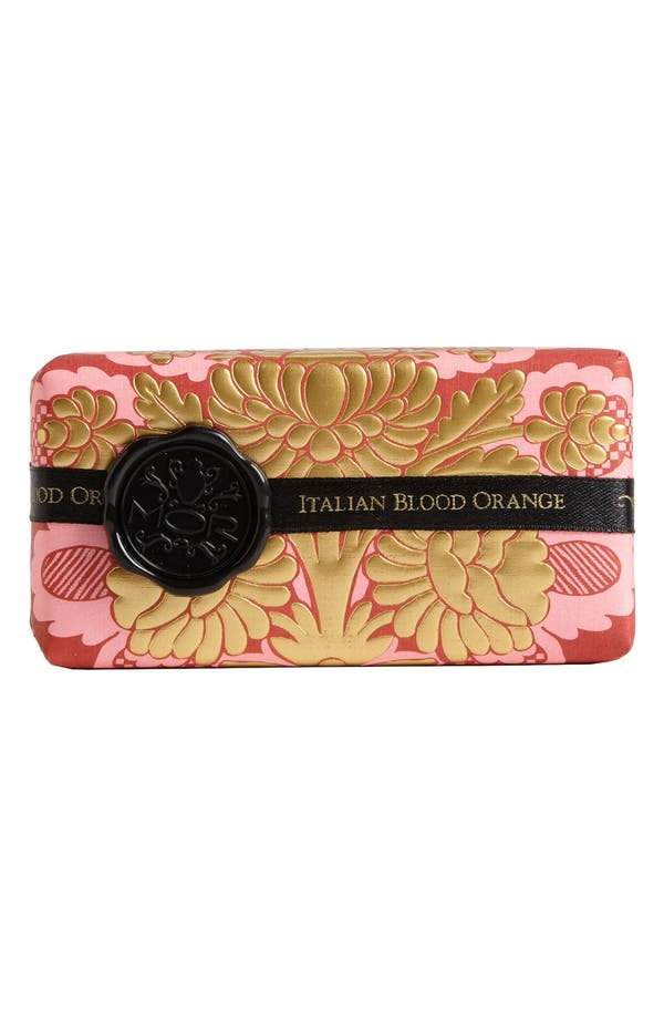 Alternate Image 1 Selected - MOR 'Emporium Black Collection - Italian Blood Orange' Soap Bar