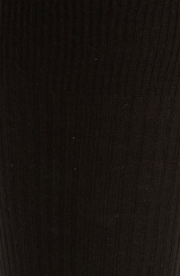 Alternate Image 2  - Pantherella Merino Wool Mid Calf Dress Socks